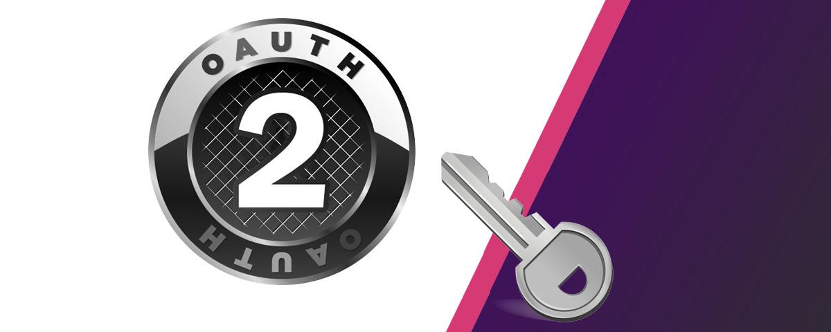 OAuth 2.0 Key Tile