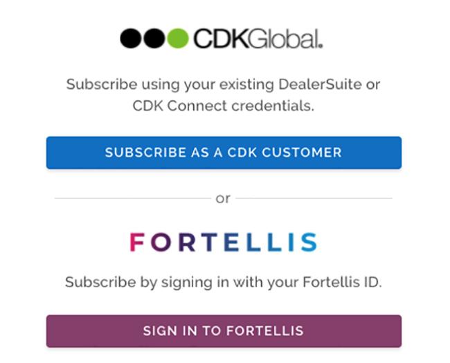 Subscription Options Dialog Box